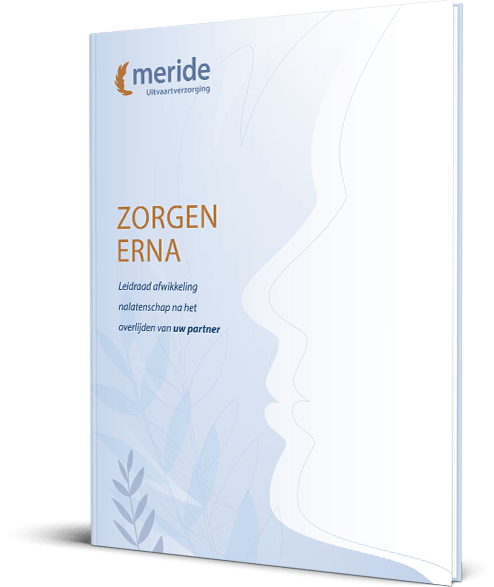 Boekje Zorgen Erna