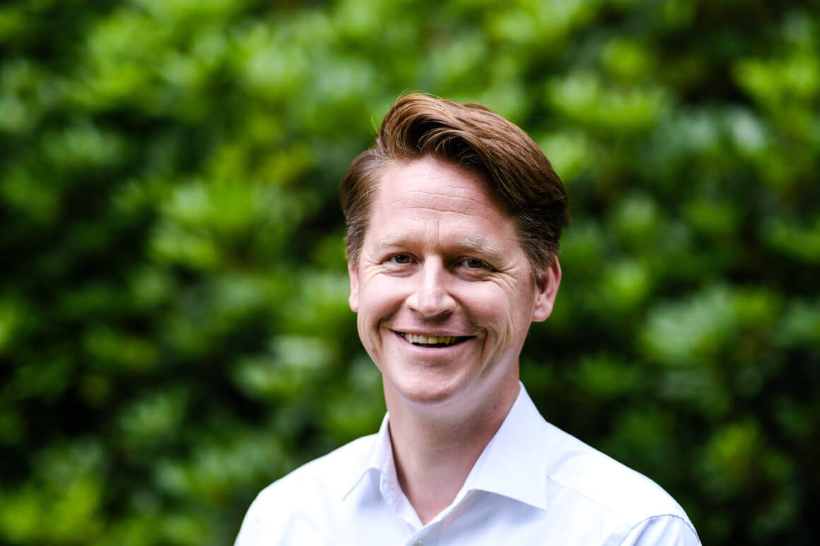 Marc Dreuning - Algemeen Directeur Meride Uitvaartverzorging