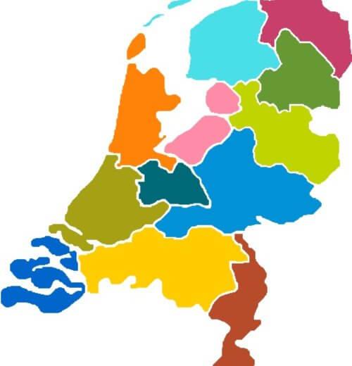 Meride in heel nederland