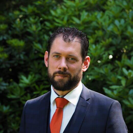 Uitvaartverzorger Korendijk - Stephan Faber