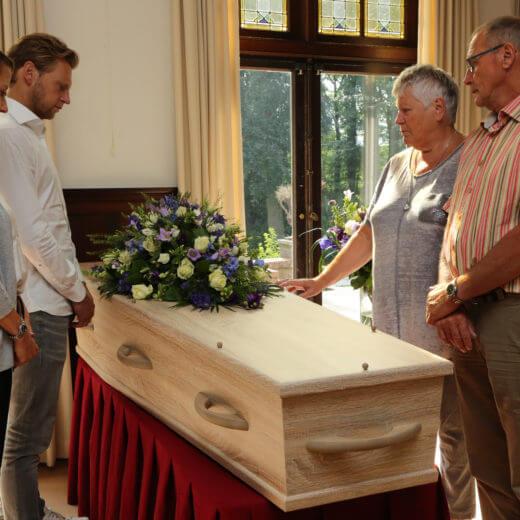 Basis begrafenis