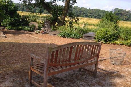 <p>Begraafplaats De Bieberg Breda</p>