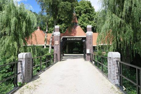 <p>Begraafplaats Esserveld Groningen</p>