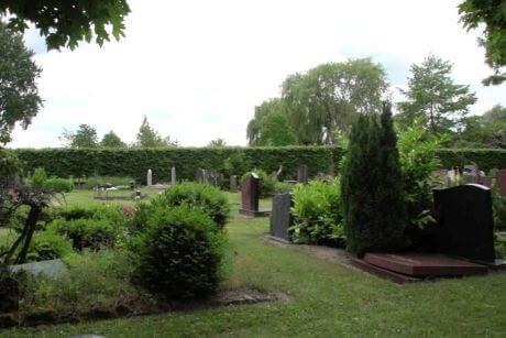 <p>Algemene begraafplaats Uithoorn</p>