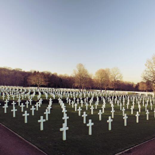 Christelijk religieuze begraafplaats