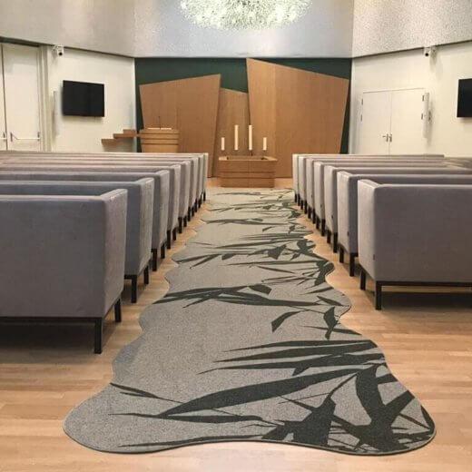 Crematorium Hofwijk Aula