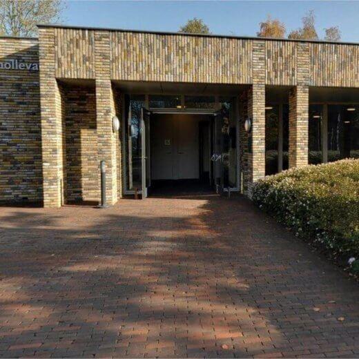 Crematorium Schollevaar gevel