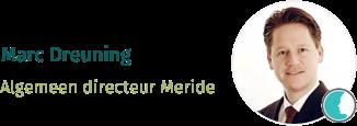 De uitvaartverzorger van Meride helpt u met veel praktische zaken