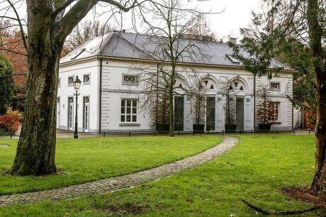 <p>Landgoed Wolfslaar Breda</p>