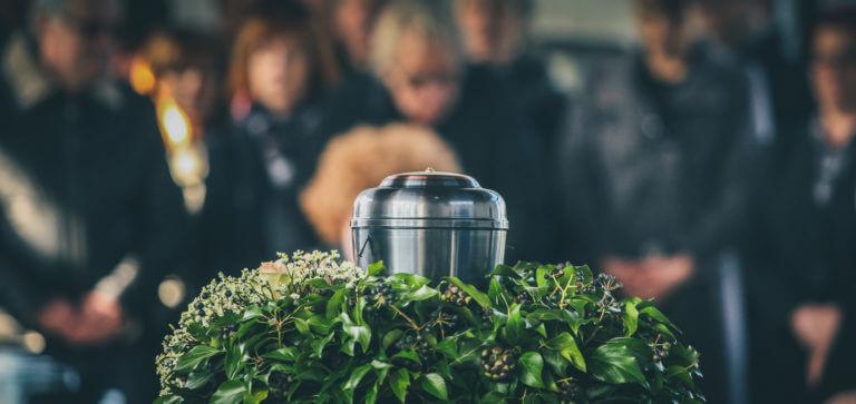 Crematie dienst
